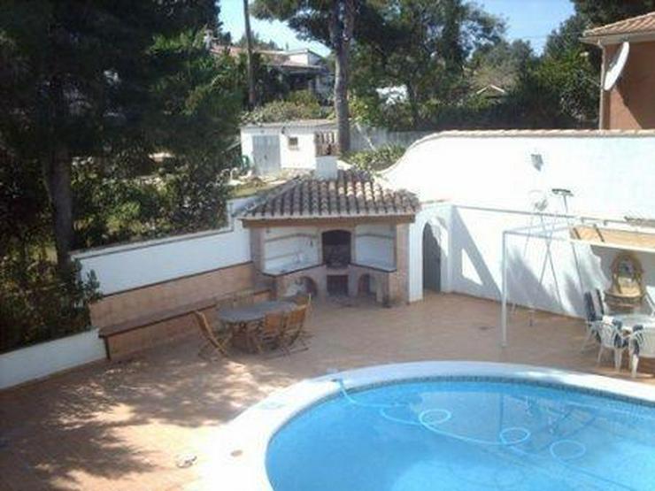 Bild 3: Schöne Villa in Marquesa VI mit Meerblick von der Dachterrasse