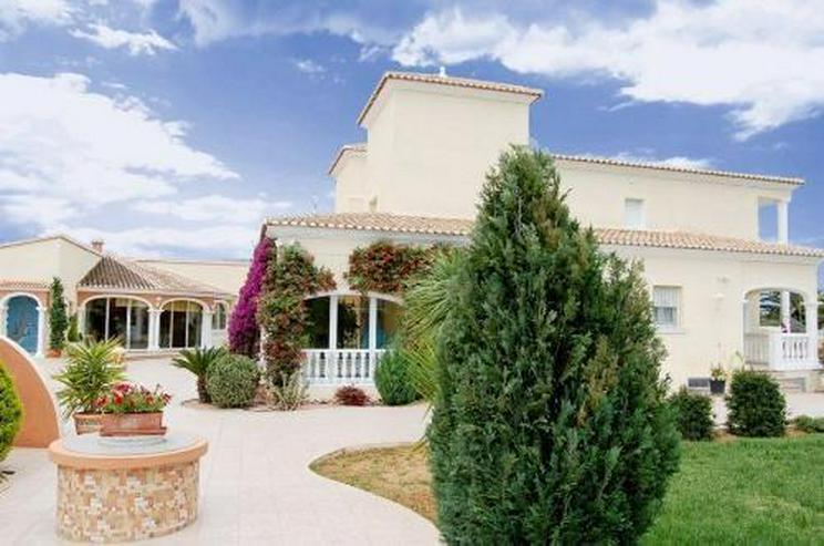 Bild 5: Diese Villa in Pedreguer ist ein Paradies für Anspruchsvolle