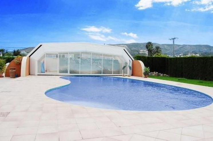 Bild 4: Diese Villa in Pedreguer ist ein Paradies für Anspruchsvolle