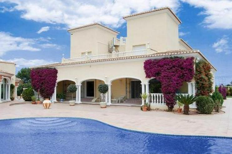 Bild 3: Diese Villa in Pedreguer ist ein Paradies für Anspruchsvolle