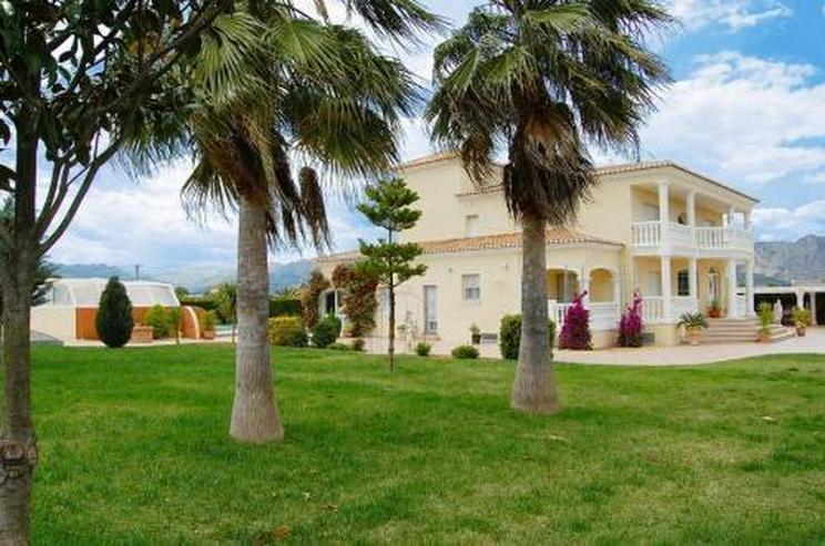 Bild 6: Diese Villa in Pedreguer ist ein Paradies für Anspruchsvolle