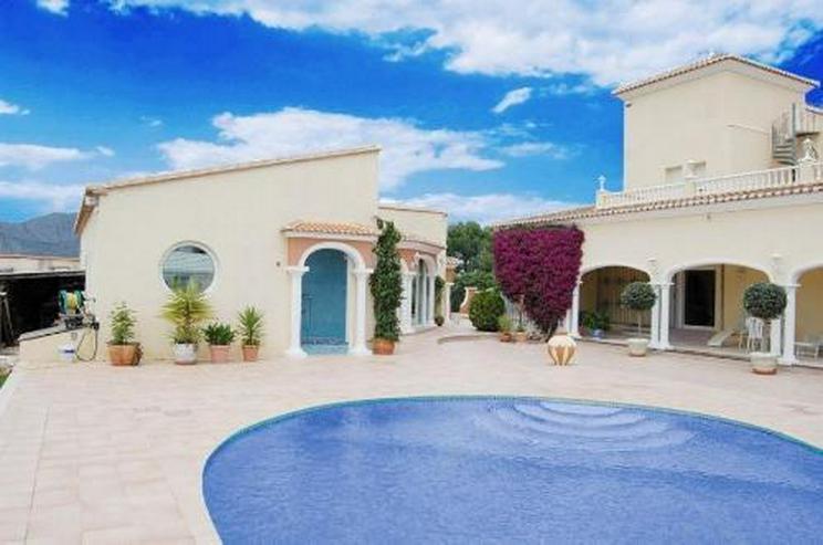 Bild 2: Diese Villa in Pedreguer ist ein Paradies für Anspruchsvolle