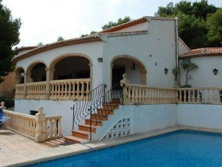 Kürzlich renovierte Villa mit herrlichem Meerblick - Bild 1
