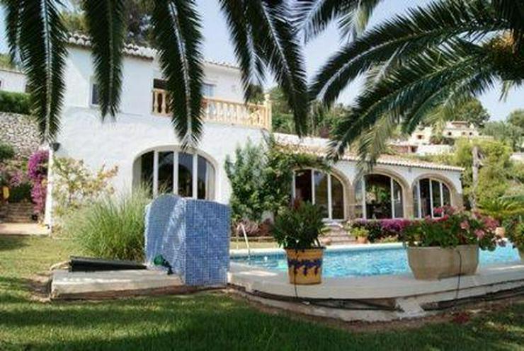 Sehr schöne Villa mit Meerblick