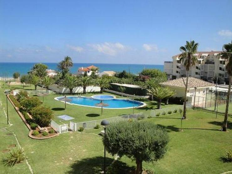 Appartement in erster Meerlinie in Las Marinas