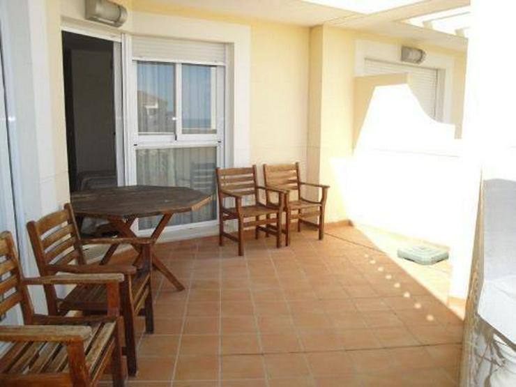 Bild 2: Appartement in erster Meerlinie in Las Marinas