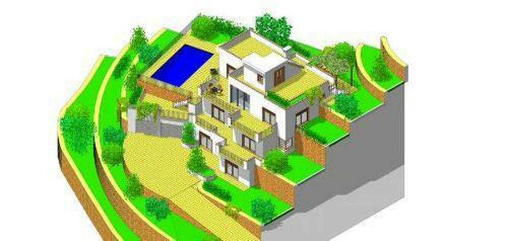 Bild 2: Neubau-Villa mit herrlichem Meerblick