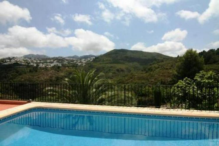 Bild 2: Reizvolle Villa am Nationalpark Monte Pego mit schönem Panoramablick
