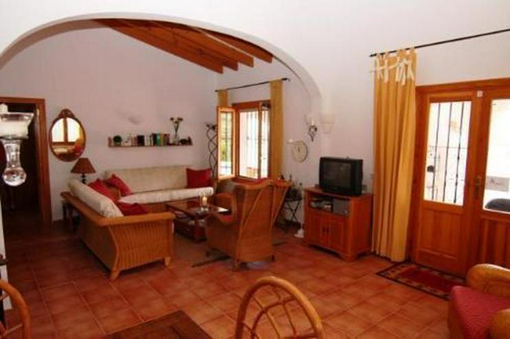 Bild 3: Reizvolle Villa am Nationalpark Monte Pego mit schönem Panoramablick