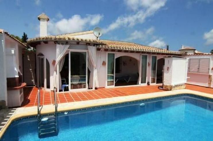 Reizvolle Villa am Nationalpark Monte Pego mit schönem Panoramablick - Haus kaufen - Bild 1