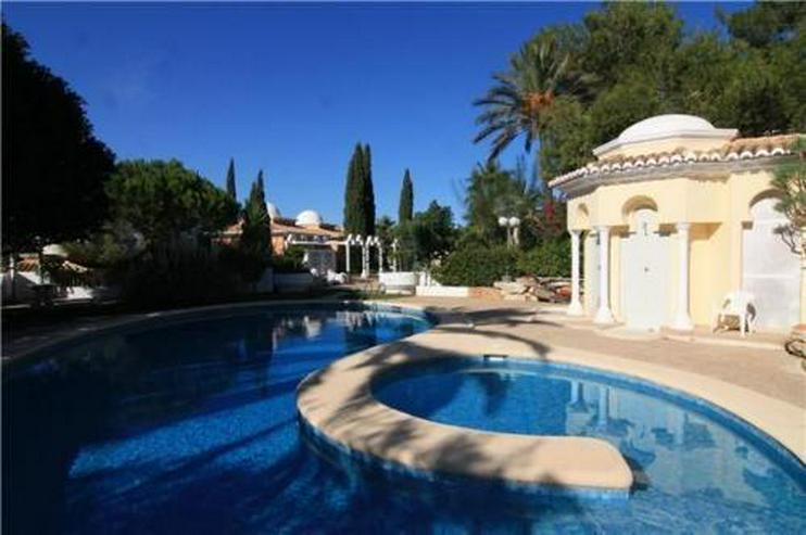 Bild 2: Gemütliche Villa mit Montgo-Blick in der schönsten Wohnanlage Denias