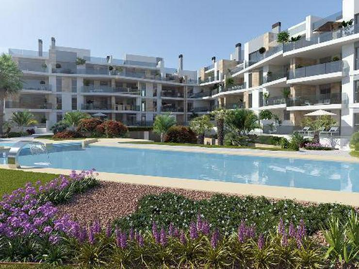 Exklusive 3-Schlafzimmer-Erdgeschoss-Appartements nur 200 m vom Meer - Wohnung kaufen - Bild 1