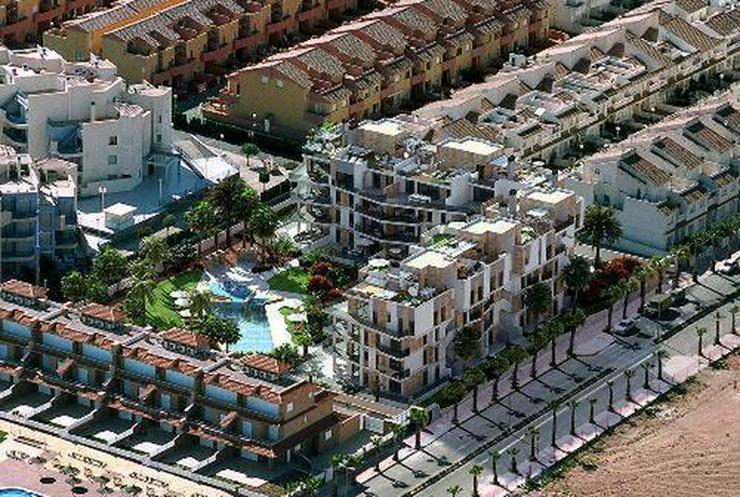 Bild 5: Exklusive 3-Schlafzimmer-Erdgeschoss-Appartements nur 200 m vom Meer