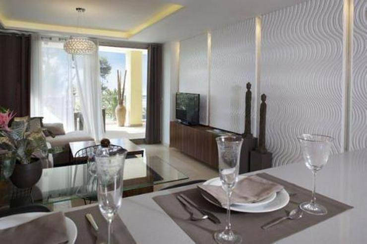 Bild 2: Exklusive 3-Zimmer-Wohnungen in wunderschöner Anlage am Strand