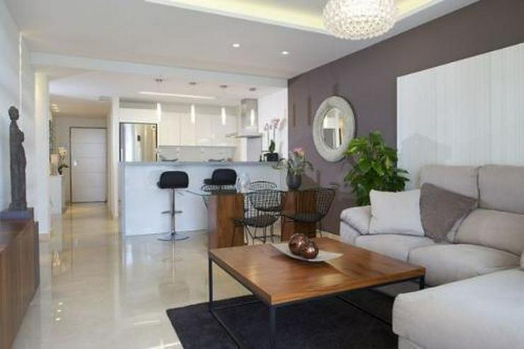 Exklusive 3-Zimmer-Wohnungen in wunderschöner Anlage am Strand - Wohnung kaufen - Bild 1