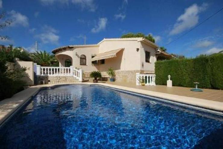 Villa mit Pool, Garage und Meerblick nähe zur Innenstadt Morairas gelegen - Auslandsimmobilien - Bild 1