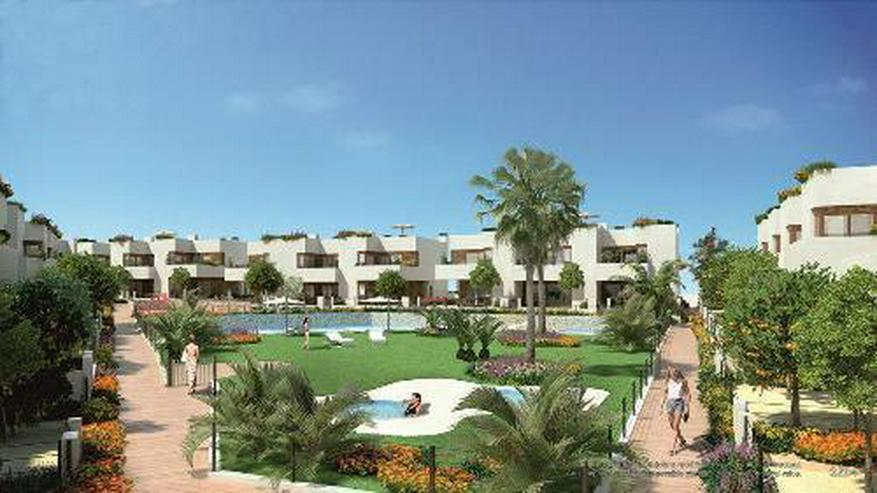 Bild 3: Moderne Erdgeschoss-Wohnungen nur ca. 1 km vom Strand