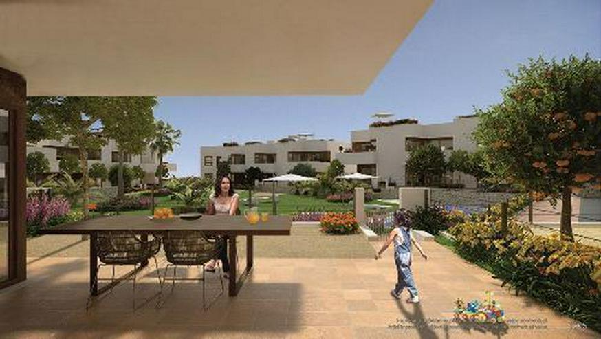 Bild 2: Moderne Erdgeschoss-Wohnungen nur ca. 1 km vom Strand