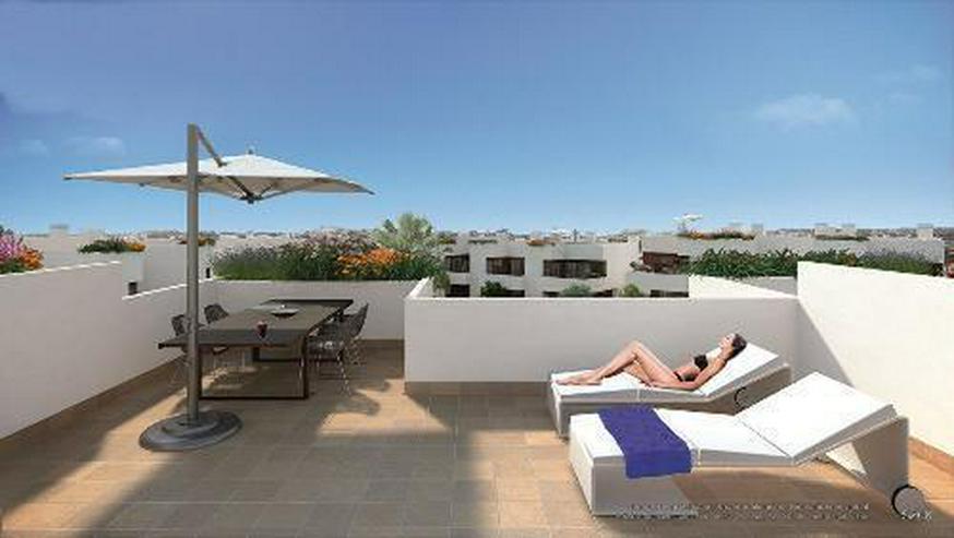 Bild 5: Moderne Penthouse-Wohnungen nur ca. 1 km vom Strand