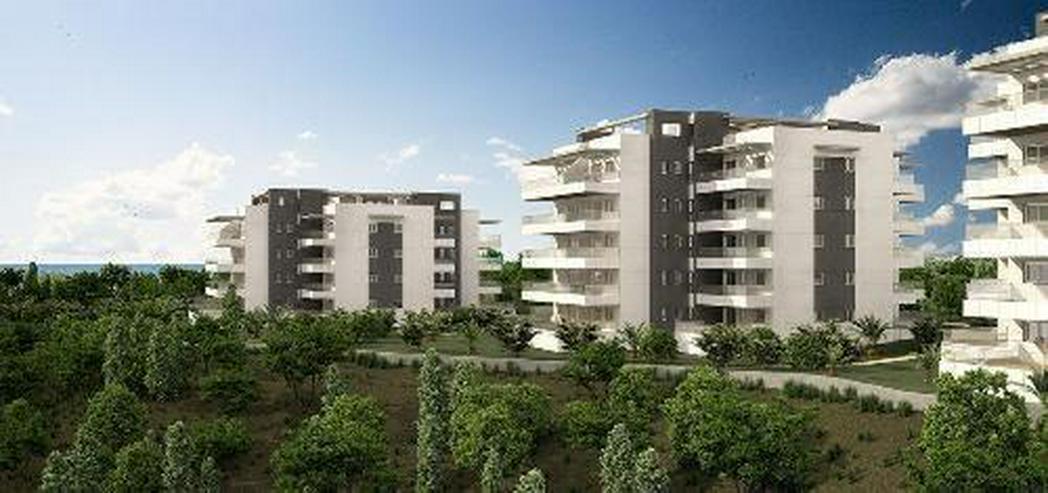 Moderne Penthouse-Wohnungen mit Meerblick Nähe Golfplatz