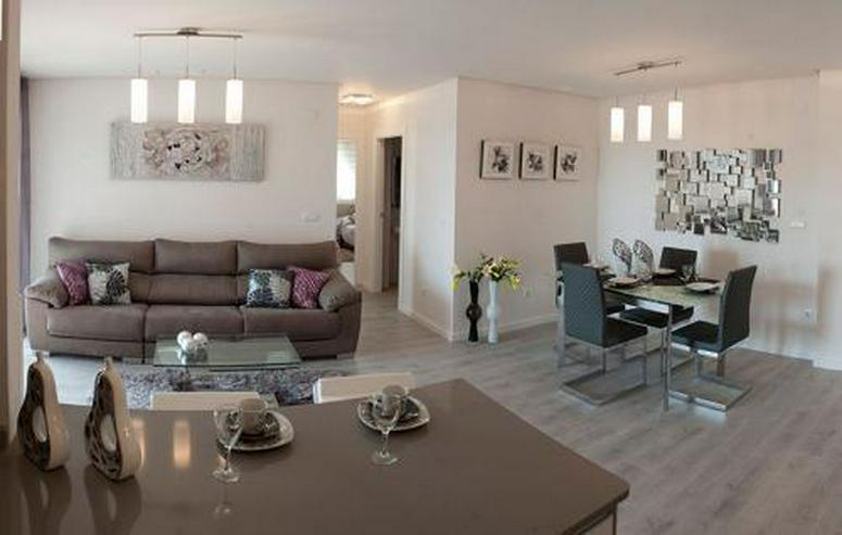 Bild 5: Moderne Penthouse-Wohnungen mit Meerblick Nähe Golfplatz