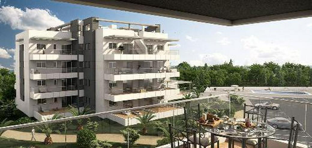 Bild 2: Moderne Penthouse-Wohnungen mit Meerblick Nähe Golfplatz