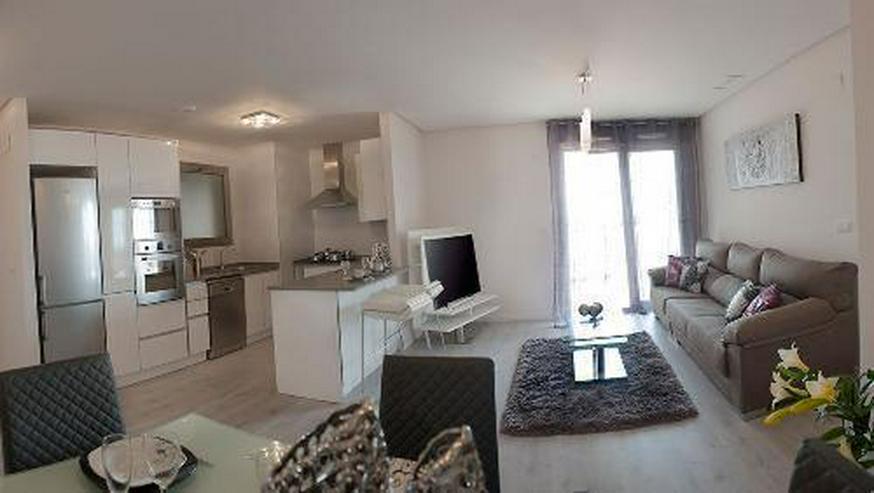 Bild 4: Moderne Penthouse-Wohnungen mit Meerblick Nähe Golfplatz
