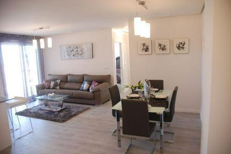 Bild 6: Moderne Penthouse-Wohnungen mit Meerblick Nähe Golfplatz