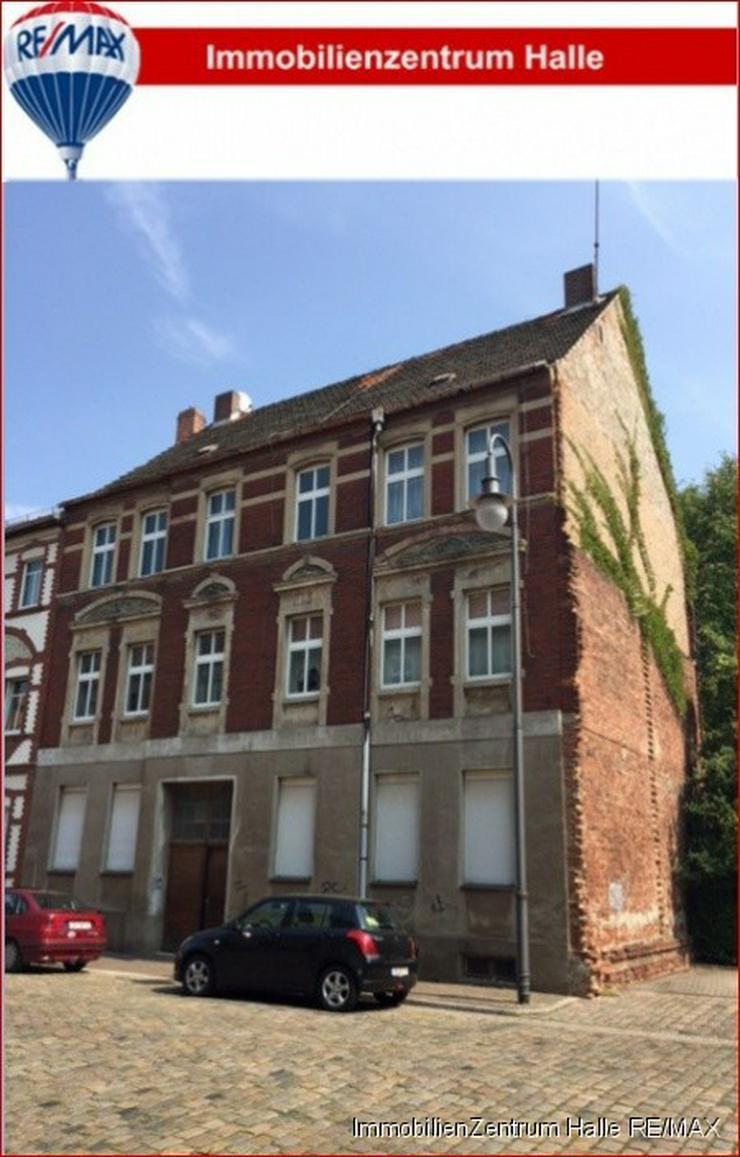 Mehrfamilienhaus mit Flair und viel Potenzial in Dessau Nord !!!