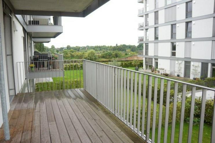 Bild 6: Maritimes Flair ! Wohnen am Wasser ! Erstklassige 2 Zimmer-Neubauwohnung mit großzügigem...