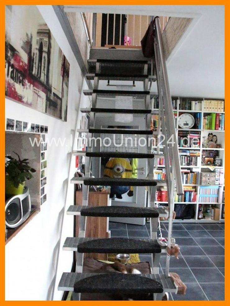Bild 4: 1 3 2. 0 0 0,- für 4 Zimmer 85 qm wie HAUS im HAUS + herrlichen SONNEN- BALKON + kl. GART...