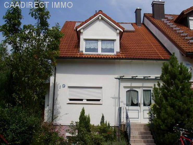 Ruhig gelegenes Haus mit drei Wohneinheiten in Grenznähe zu Basel - Haus kaufen - Bild 1
