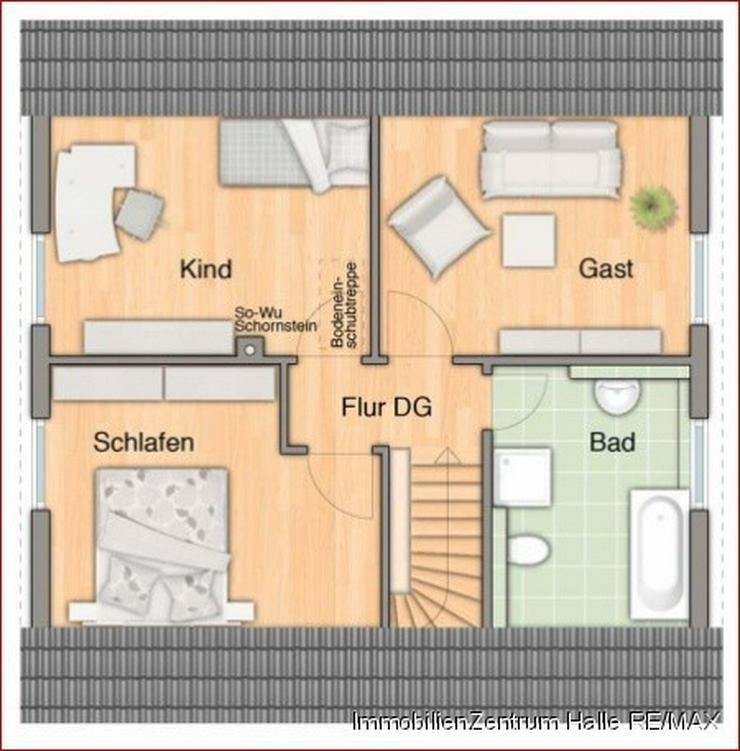 Bild 3: Tolles Einfamilienhaus in idylischer Lage zwischen Köthen und Halle !!!