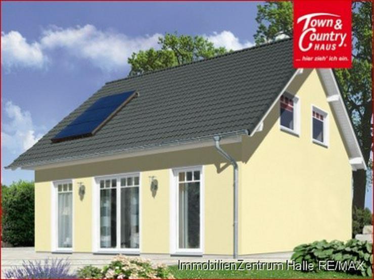 Tolles Einfamilienhaus in idylischer Lage zwischen Köthen und Halle !!! - Haus kaufen - Bild 1