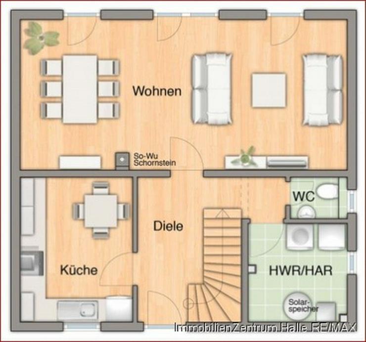 Bild 2: Tolles Einfamilienhaus in idylischer Lage zwischen Köthen und Halle !!!
