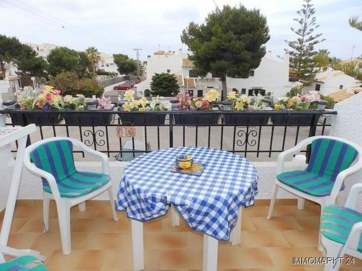 Bild 2: Obergeschoss-Wohnung in Strandnähe in Cabo Roig
