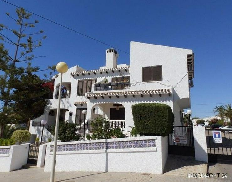 Obergeschoss-Wohnung in Strandnähe in Cabo Roig - Wohnung kaufen - Bild 1