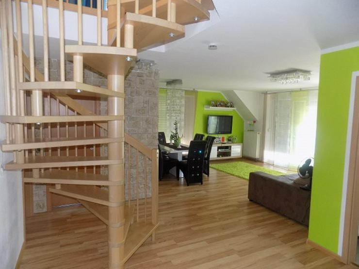 Lahr-West großzügige 4 Zimmer Maisonettewohnung mit exkl. EBK