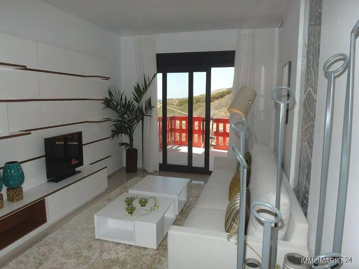 Bild 5: 4-Zimmer-Wohnungen in Anlage in 1. Linie am Strand