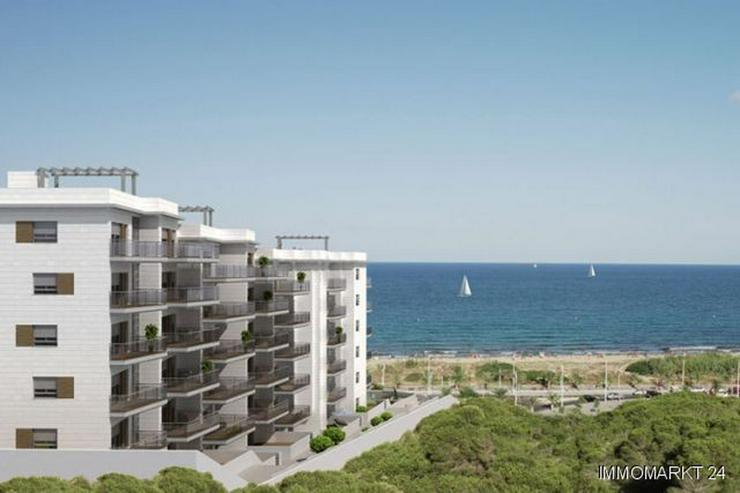 4-Zimmer-Wohnungen in Anlage in 1. Linie am Strand - Bild 1
