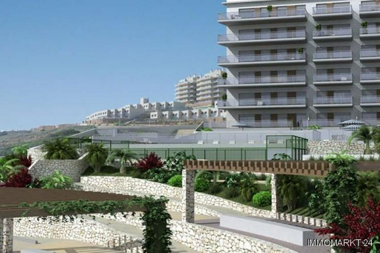Bild 3: 4-Zimmer-Wohnungen in Anlage in 1. Linie am Strand