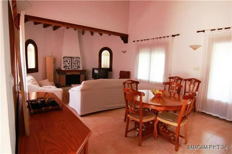 Bild 4: Villa am Monte Pego mit schönem Meerblick und großem Grundstück