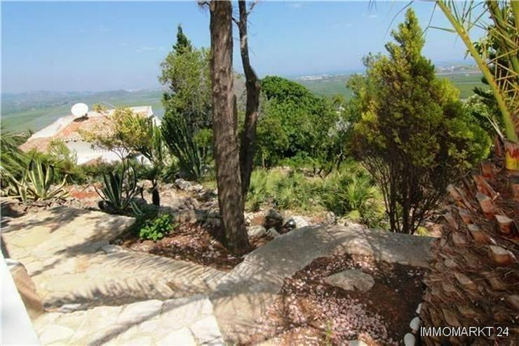 Bild 5: Villa am Monte Pego mit schönem Meerblick und großem Grundstück