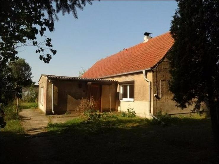 Einfamilienhaus und großer Hof in Krienke auf Usedom - bereit für neuen Eigentümer!