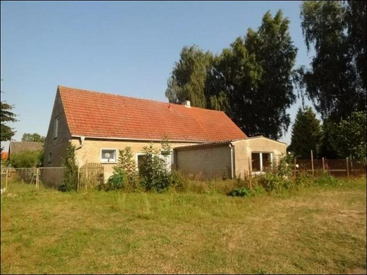 Bild 2: Einfamilienhaus und großer Hof in Krienke auf Usedom - bereit für neuen Eigentümer!
