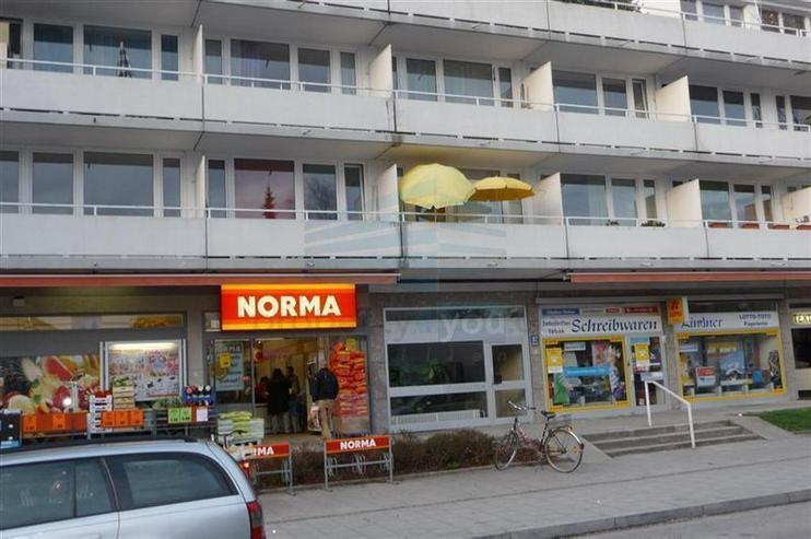 Bild 3: Einfache, gepflegte 1-Zimmer-Wohnung, 30 qm in München Moosach