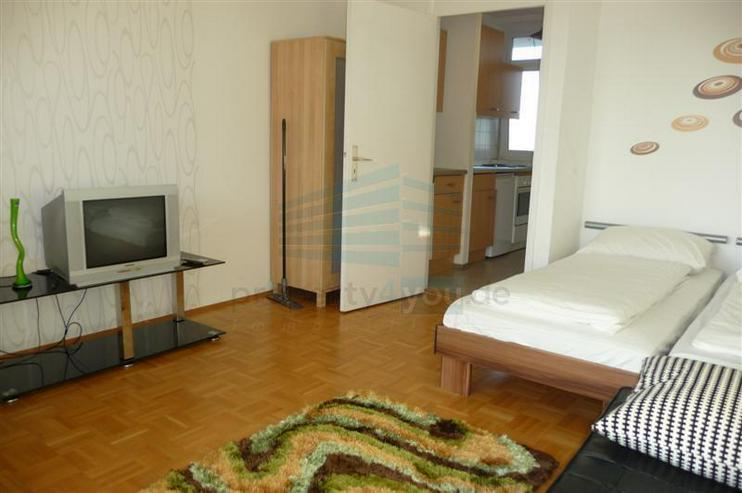 Bild 2: Einfache, gepflegte 1-Zimmer-Wohnung, 30 qm in München Moosach
