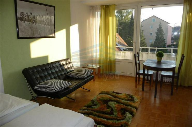 Einfache Gepflegte 1 Zimmer Wohnung 30 Qm In Munchen Moosach In