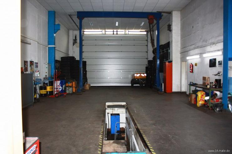 Werkhalle mit Grube und Lastenkran!!! - Gewerbeimmobilie mieten - Bild 1