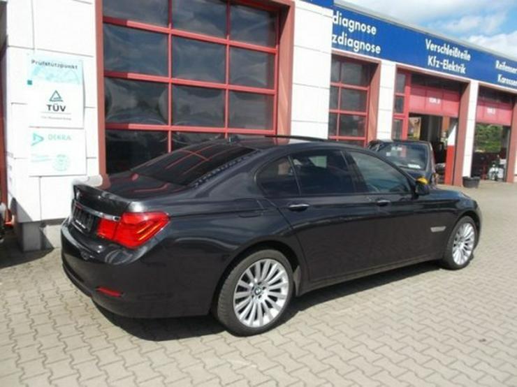 Bild 14: BMW 730d-49 TKM-Glasdach-Shadow Line-Dakota schwarz